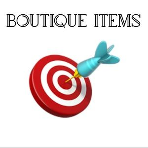 Other - 🎯 Boutique items marked with 🎯